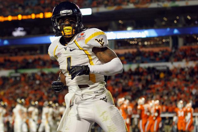 2013 NFL Draft Prospects: Most Explosive Offensive Weapons in Upcoming Class