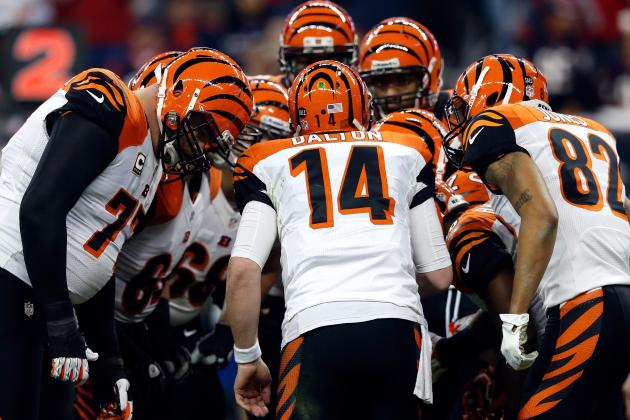 3 Issues from the Bengals Playoff Loss to the Texans That Need Offseason Work