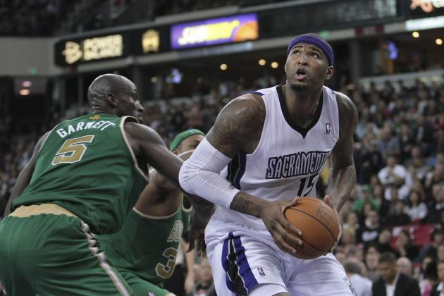 Boston Celtics Are NBA's Longest Long Shot to Land DeMarcus Cousins