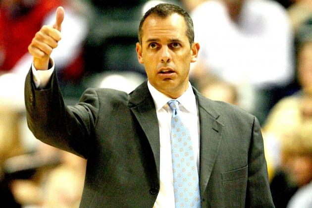 Pacers and Coach Frank Vogel Agree to Contract Extension