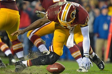 Robert Griffin III has partial tears of ACL and LCL, MRI suggests