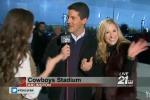 Drunk Texas A&M Girls Interrupt a Live News Broadcast