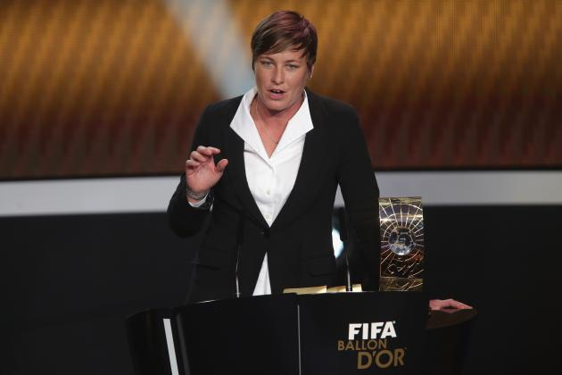 FIFA Women's Player of the Year 2013: Abby Wambach Deserved World Football Honor