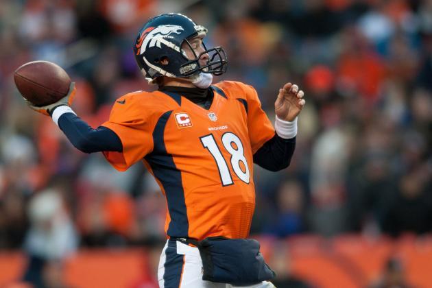 AFC Divisional Round: Baltimore Ravens vs. Denver Broncos; Flacco vs. Manning