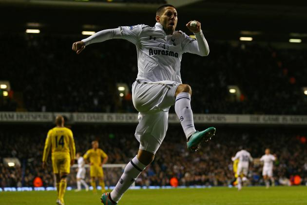 Clint Dempsey says Tottenham are targeting second place Manchester City