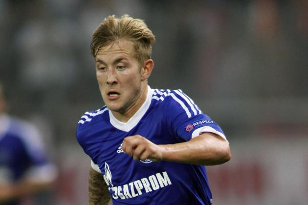 Holtby Reveals He Snubbed Arsenal Because AVB's an 'Insanely Good' Manager