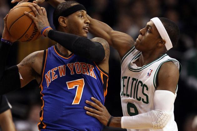 Carmelo: Knicks 'Don't Even Think About' Celtics