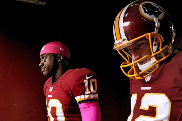 RG3 Update: Redskins Can Still Make Playoffs Next Season If QB Has Torn ACL