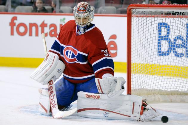 Carey Price in a Dash to Prepare for Shortened NHL Season
