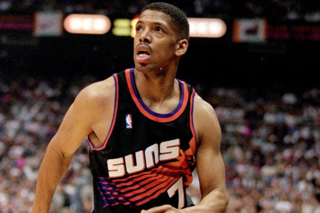 Kevin Johnson, Other Suns Among 2013 Hall of Fame Nominees