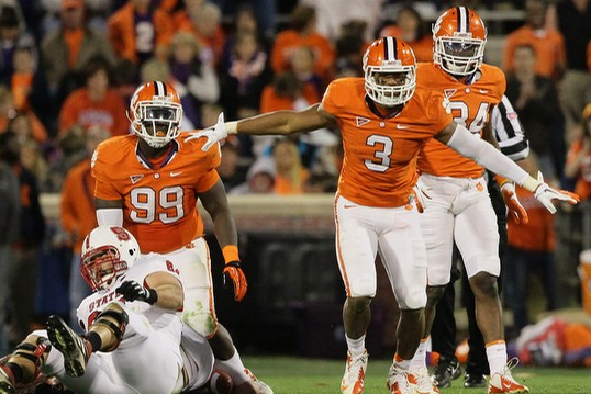 Clemson Made Expected Defensive Improvements, with Unexpected Stars