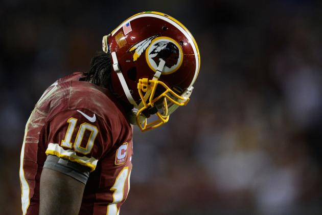 Washington Redskins Left with Tough Decision Following Injury to RGIII