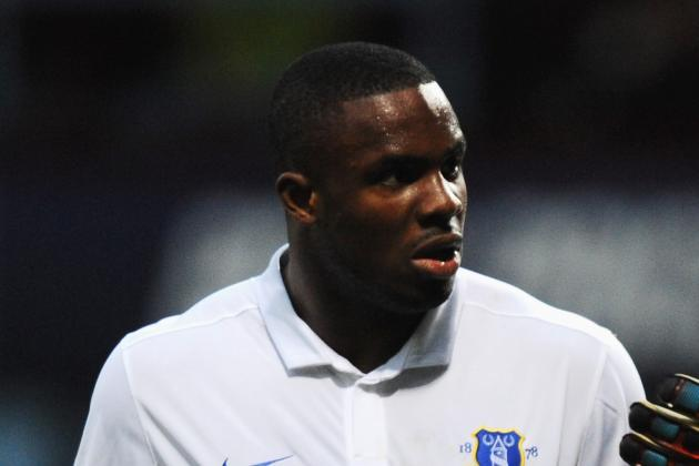 Everton Boss David Moyes Rubbishes Victor Anichebe to Reading Rumour