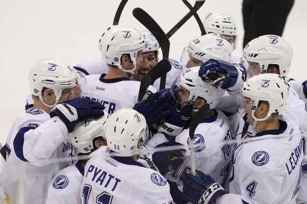 With Team Bonding a Priority, Lightning Could Move Training Camp out of Town