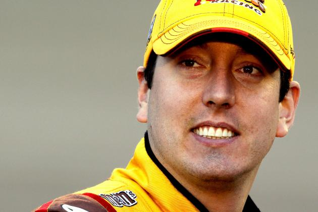 NASCAR 2013 Chase for the Sprint Cup Contender: Kyle Busch