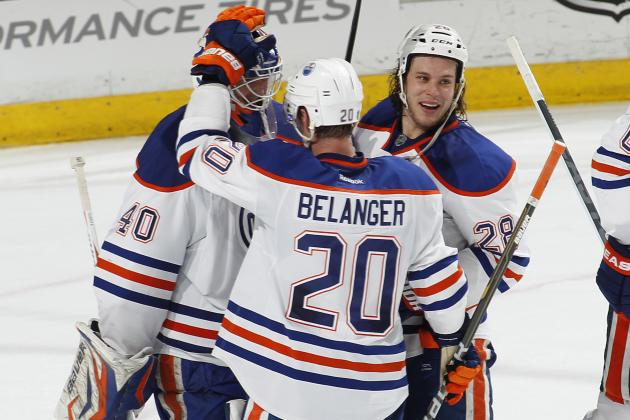 Oilers Happy to Be Oilers Again