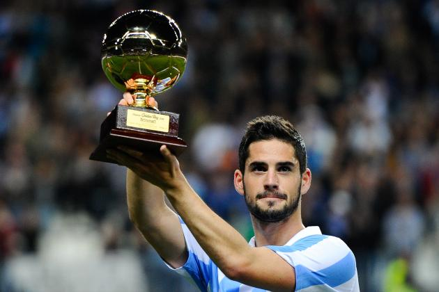 Chelsea Ready to Seal Deal for Malaga Ace Isco