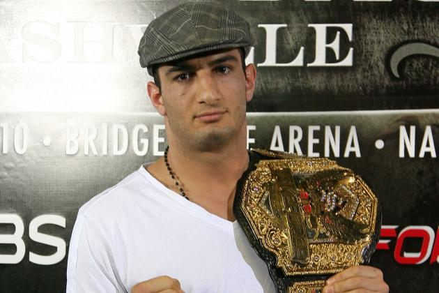 Strikeforce's Gegard Mousasi Motivated for Shot at UFC Title