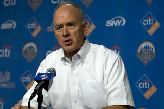 GM: 'Conceivable' Mets Done Adding OFs
