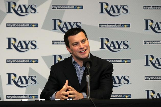 Rays Announce Changes to Scouting Staff