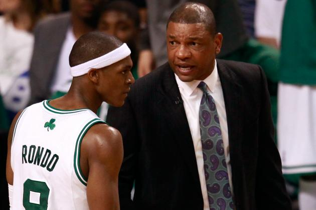 Pregame: Doc Disappointed in Rondo Suspension