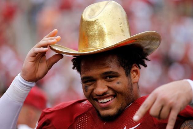 College Football's Craziest Trophies