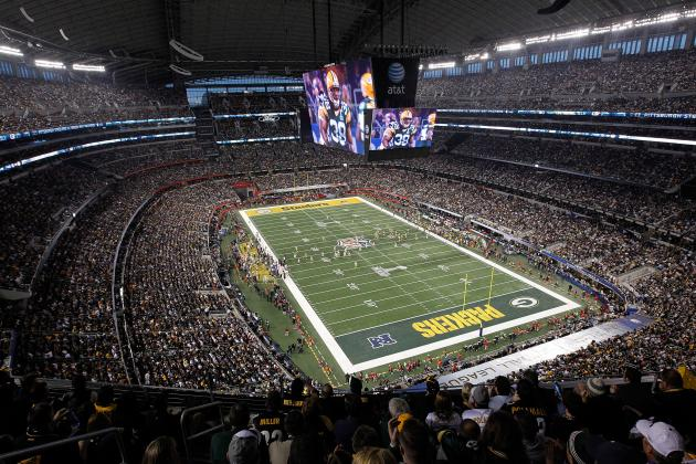Cotton Bowl: Cowboys Stadium a Perfect Choice for 2015 National Title Game