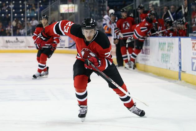 Center Zajac Excited Season Was Salvaged