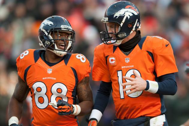 Broncos Enjoy Healing Power of Playoff Bye; O-Line Nears Full Strength