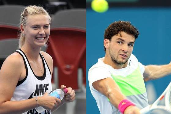 Tennis Star Maria Sharapova Reportedly Dating Grigor
