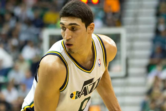 Enes Kanter Active Tonight After Missing Last 2 Games