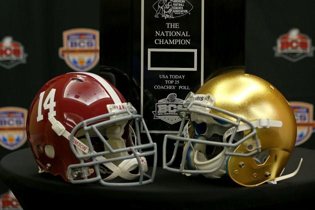 ESPN Gamecast: Notre Dame vs Alabama
