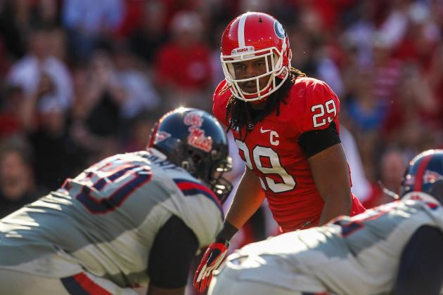 Steelers Scouting Report: Georgia Outside Linebacker Jarvis Jones