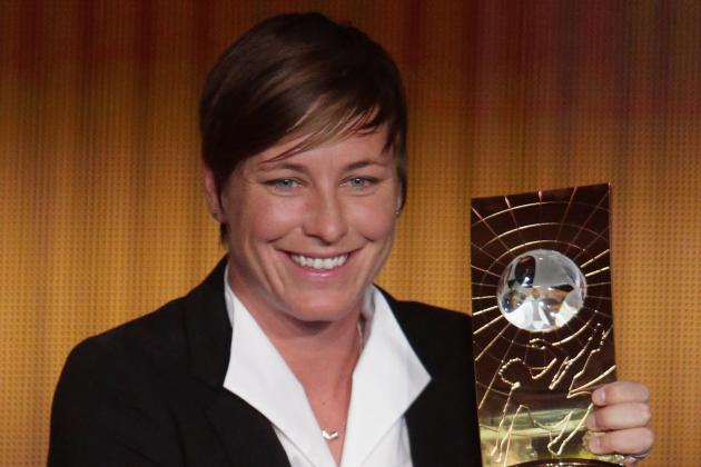 Abby Wambach: Star Won Player of the Year on Reputation More Than Merit