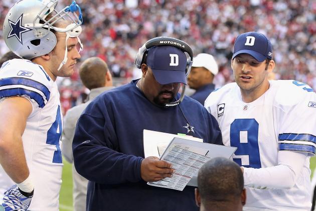 Cowboys Cut Ties with Running Backs Coach Skip Peete