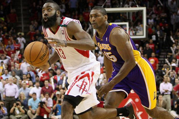 Rockets Not Underestimating Limping Lakers