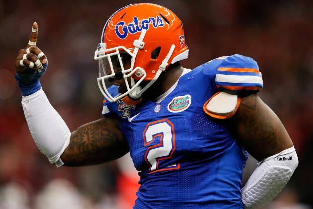 Gators' DE Dominique Easley Returning for His Senior Season.