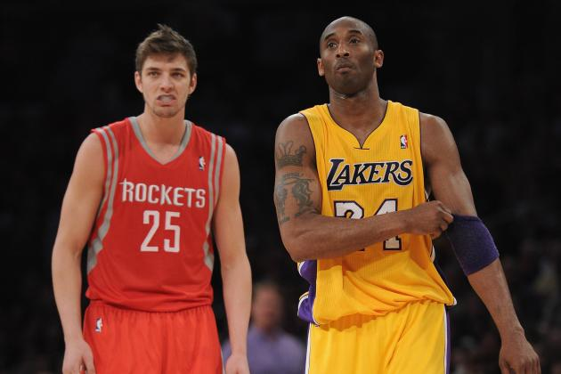 Los Angeles Lakers vs. Houston Rockets: Preview, Analysis and Predictions