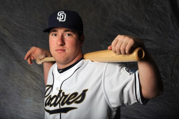 Gyorko, Erlin Lead Padres Non-Roster Invitees to Spring Training