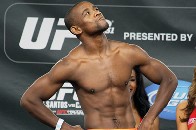 Yves Edwards vs. Isaac Vallie-Flagg added to February's UFC 156 fight card