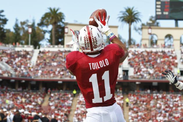 Stanford TE Levine Toilolo Reportedly Enters NFL Draft