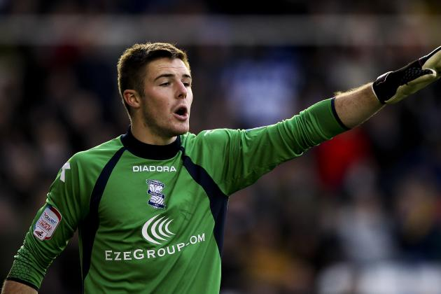 Jack Butland: Breaking Down Suitors for Young Birmingham Keeper