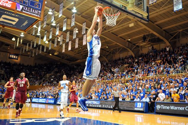 Duke Basketball: Breaking Down Mason Plumlee's NBA Potential, Draft Stock