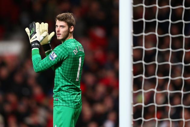 Manchester United: Sir Alex Ferguson Should Continue to Persevere with De Gea