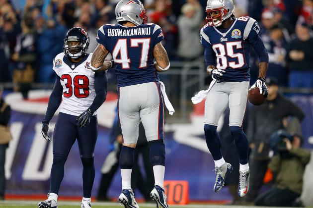 NFL Playoff Predictions: Why the New England Patriots Will Beat Houston Texans