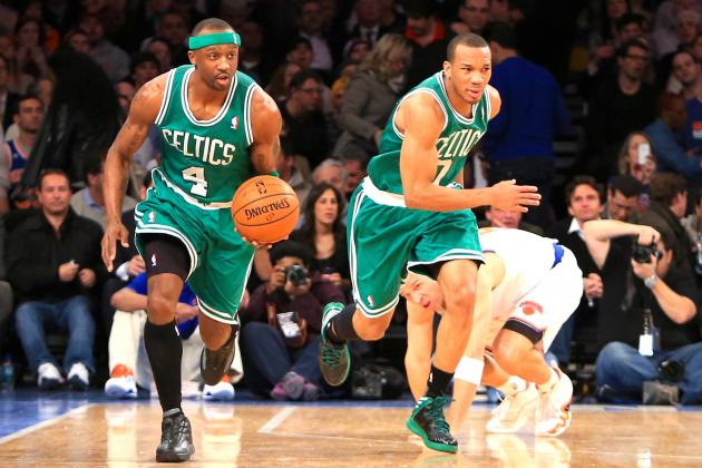 Boston Celtics vs. New York Knicks: Live Score, Results and Game Highlights