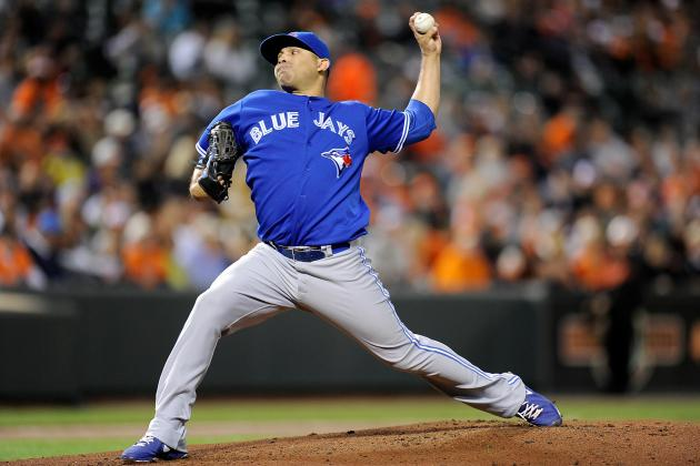 Which 2012 Blue Jays Player Benefits Most from the Winter Acquisitions?