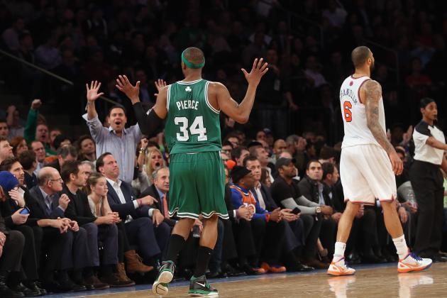 Boston Celtics Extend Their Win Streak Against New York Knicks