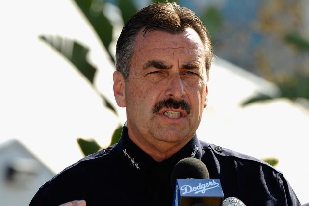 Suit Against LAPD in Stadium Beating Dismissed