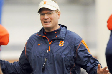 Scott Shafer Will Reportedly Be Named Syracuse Head Coach